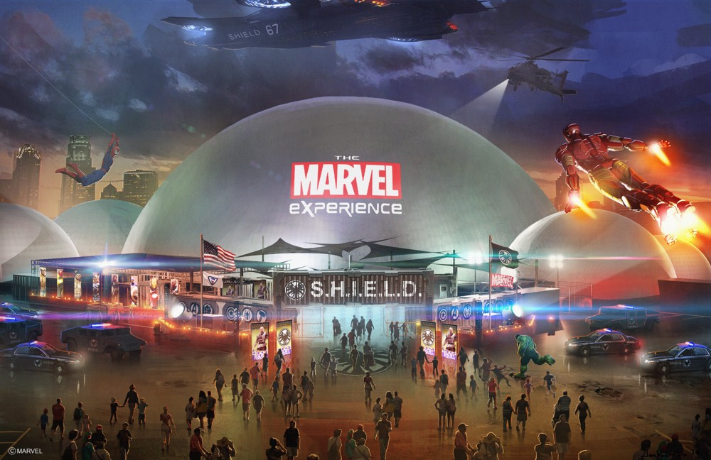 marvel dome