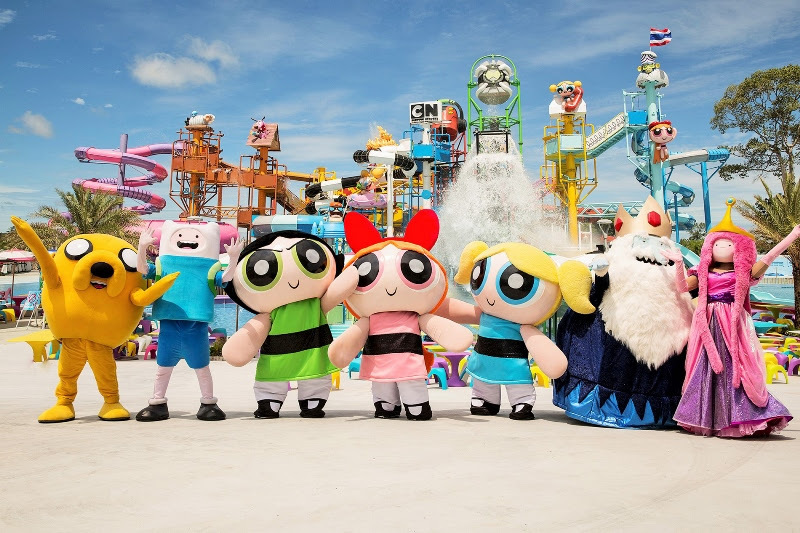Amaazia Becomes India S First Cartoon Network Theme Park Blooloop
