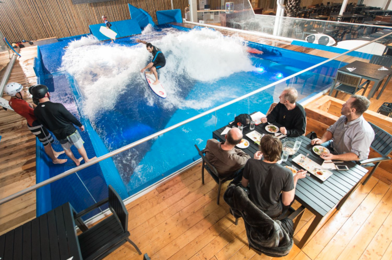 Indoor Surf Parks On The Crest Of An American Wave Blooloop