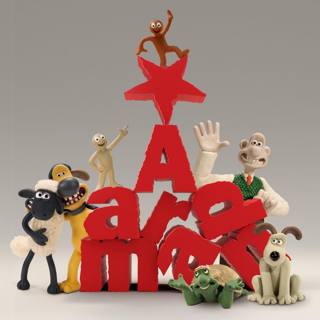 aardman animation sale