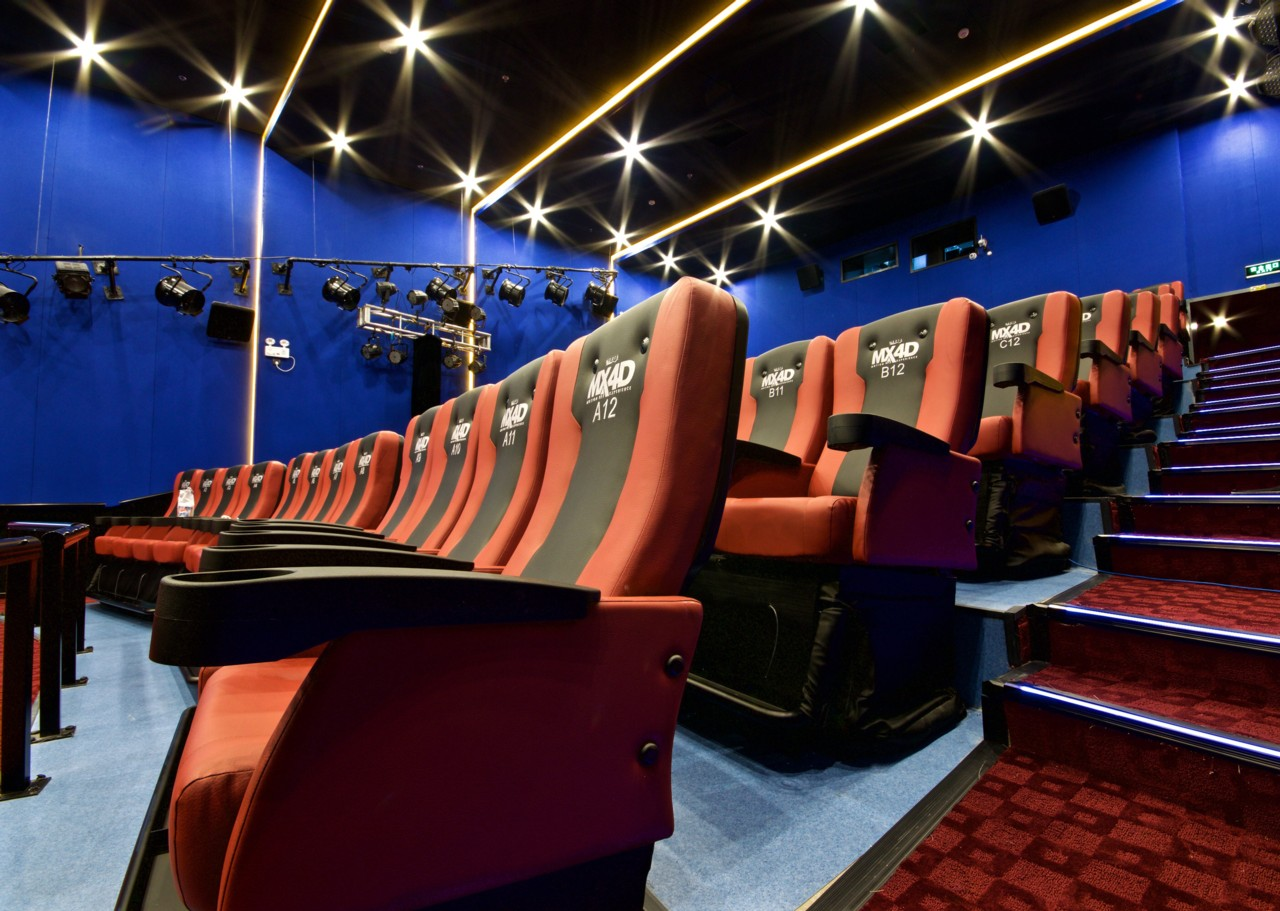 mediamation mx4d cinema beijing china - new ceo to drive global growth
