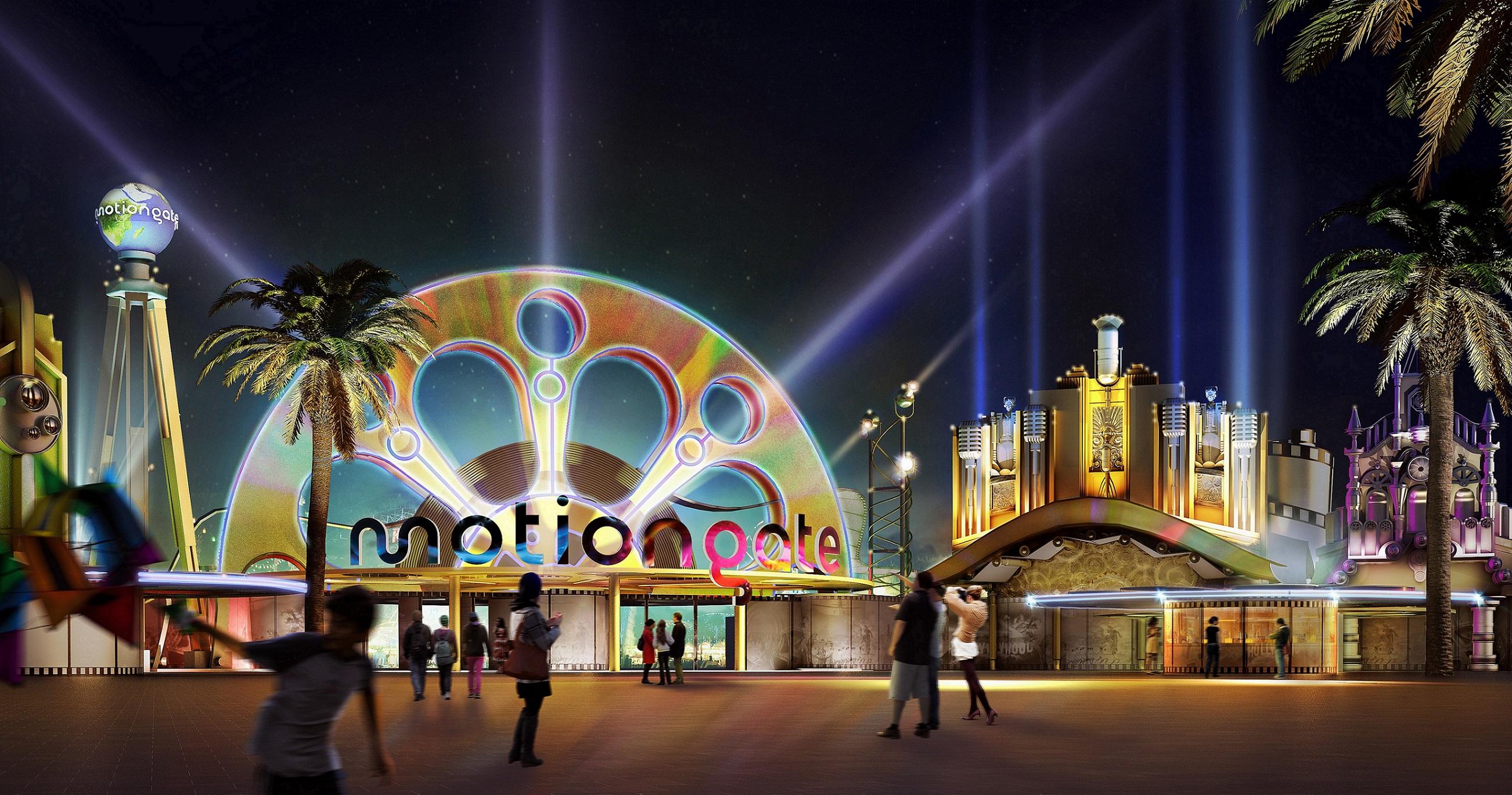 DXB Entertainments, Dubai parks and resorts