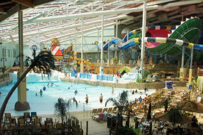Adg Scoops Leading Edge Award For Aquatopia Indoor
