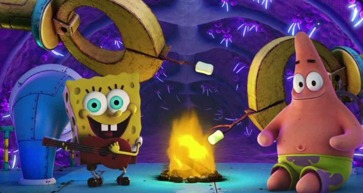 Spongebob Sub pants moody gardens super78