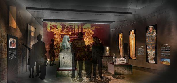 beliefs bolton museum leach studio egypt