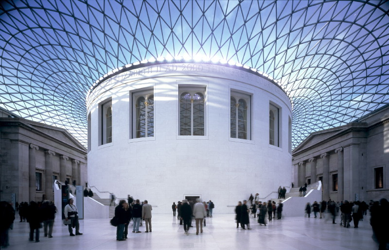 Revamped British Museum will tell 'more coherent and compelling stories'