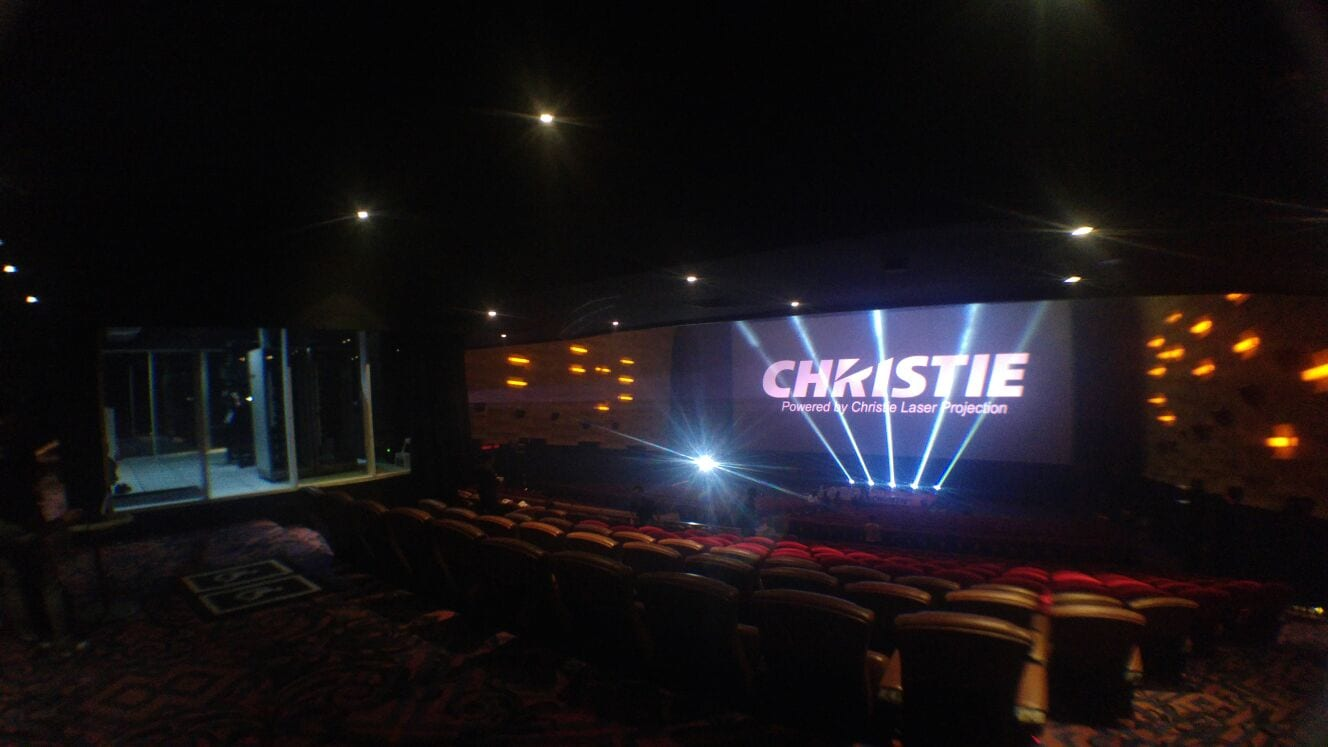 Thailand's Largest Cinema Operator Selects Christie RGB Laser Projection System for Siam Paragon Cineplex