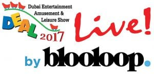 DEAL Live by blooloop 2017 brochure