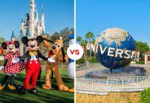 Disney vs Universal Orlando