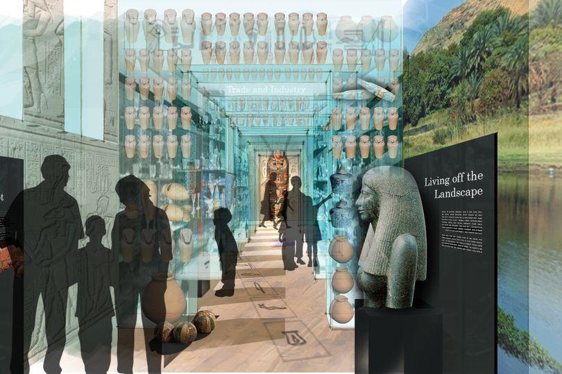 bolton museum leach studio egypt