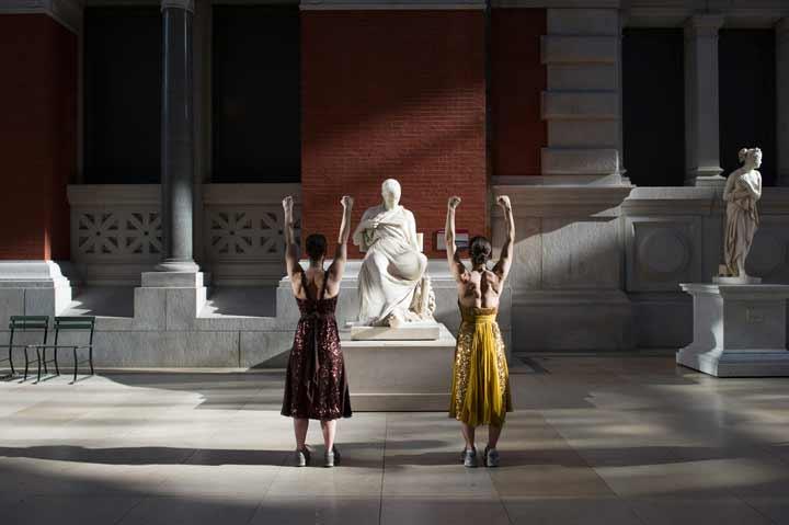 MetLiveArts The Museum Workout met museum metropolitan museum of art