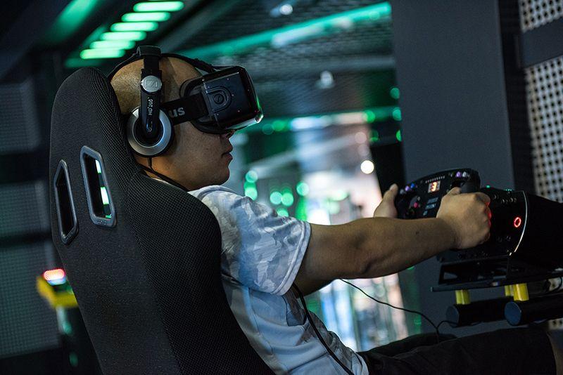 Holivis Mythos Adventure Land ISE Immersive Technology Zone