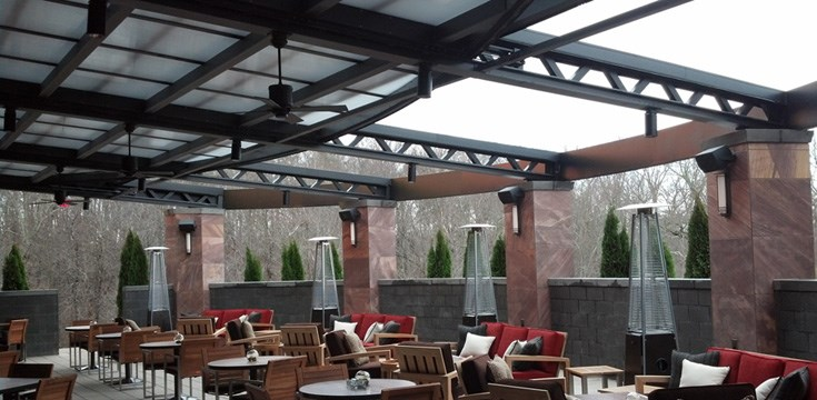 Openaire Retractable Roof For Maryland Live Casino High