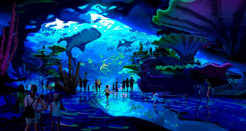 Asian attractions industry