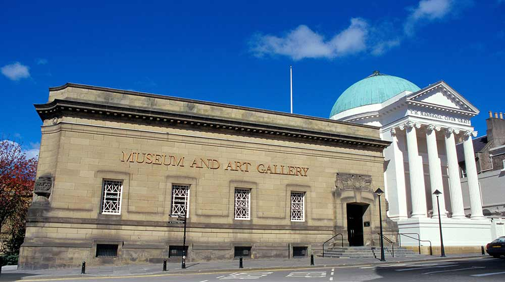 Perth Museum and Art gallery Gateway