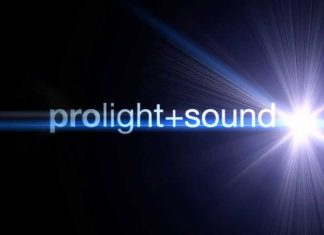Prolight and Sound Logo
