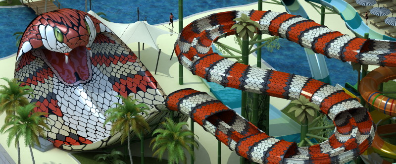polin waterparks new antalya resort to feature king cobra. Black Bedroom Furniture Sets. Home Design Ideas