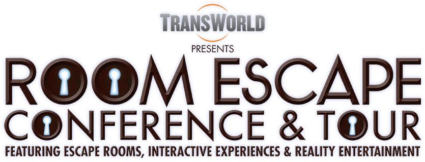 Room Escape Conference Logo