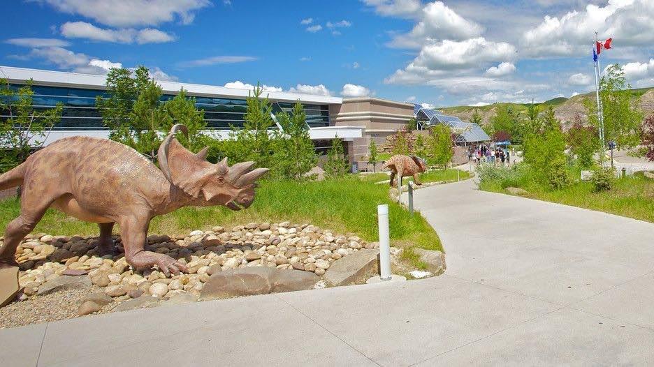 royal tyrrell museum funding Blooloop