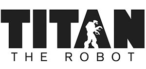 TITAN robot logo Nik Fielding