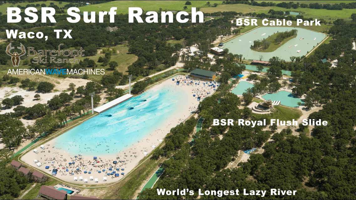 BSR Surf Park Texas AWM