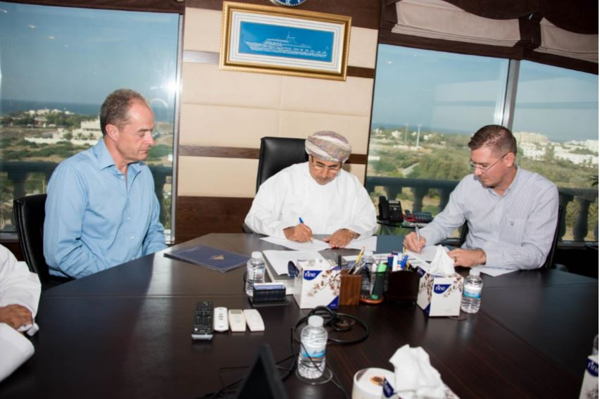 TGI Awarded Pre-Opening Supervision and Operating Contract for Oman's Palm Mall Aquarium