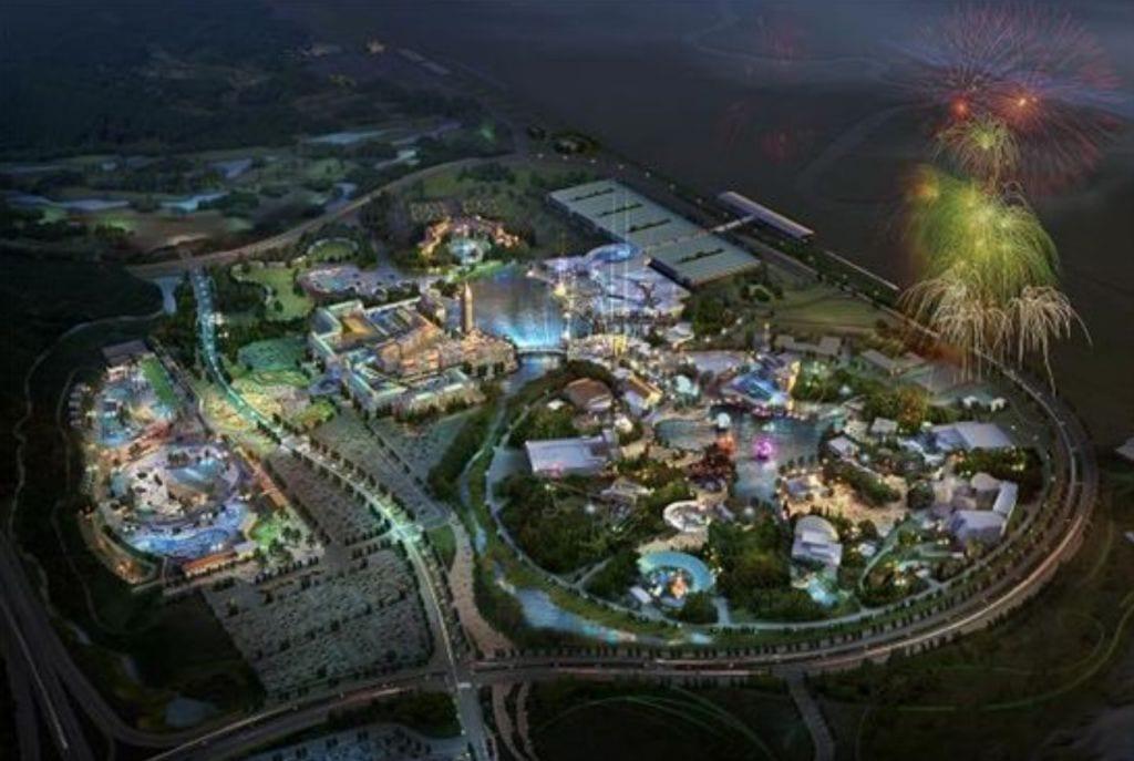 Universal Studios Korea