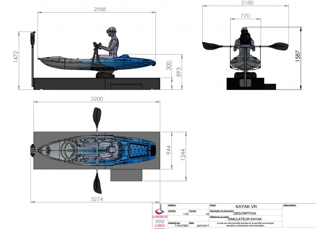 VR Kayak CL Corporation