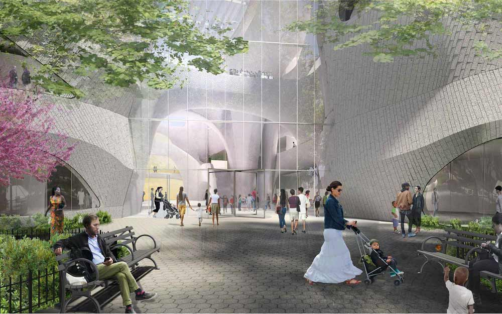 american museum of natural history expansion