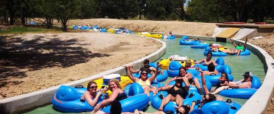 BSR Surf Ranch lazy river
