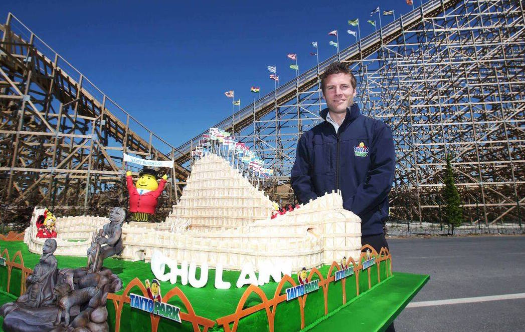 Tayto Park's Charles Coyle