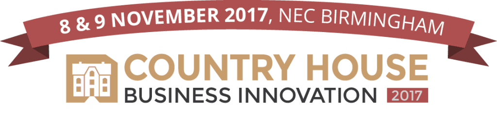 country house business innovation logo