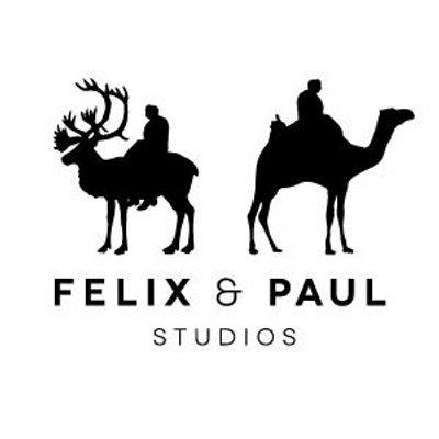 felix & paul studios logo blooloop