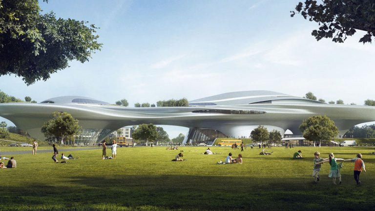 george The Lucas Museum of Narrative Art