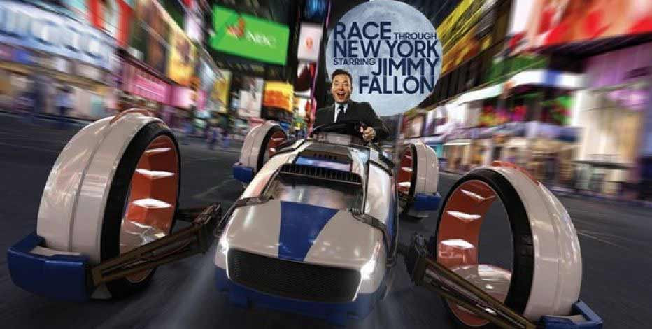 Universal Orlando First Virtual Queue for Jimmy Fallon Ride Paul Osterhout