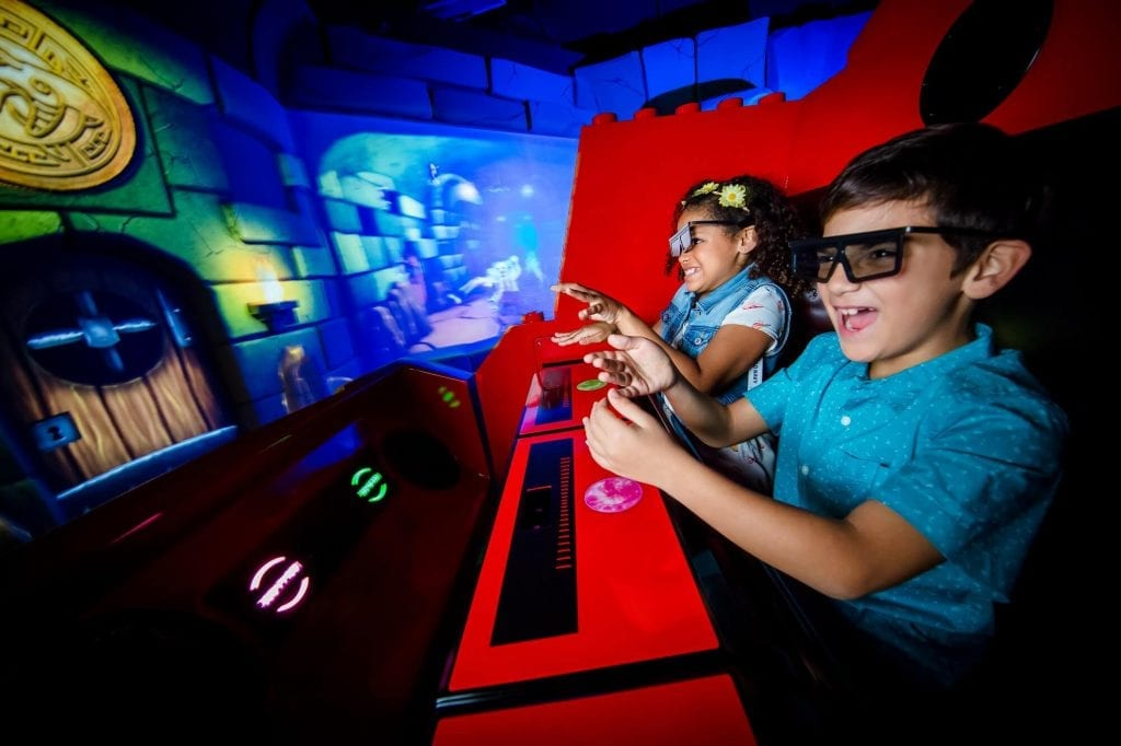 Triotech's Interactive 4D LEGO® NINJAGO®The Ride Opens at LEGOLAND® Florida