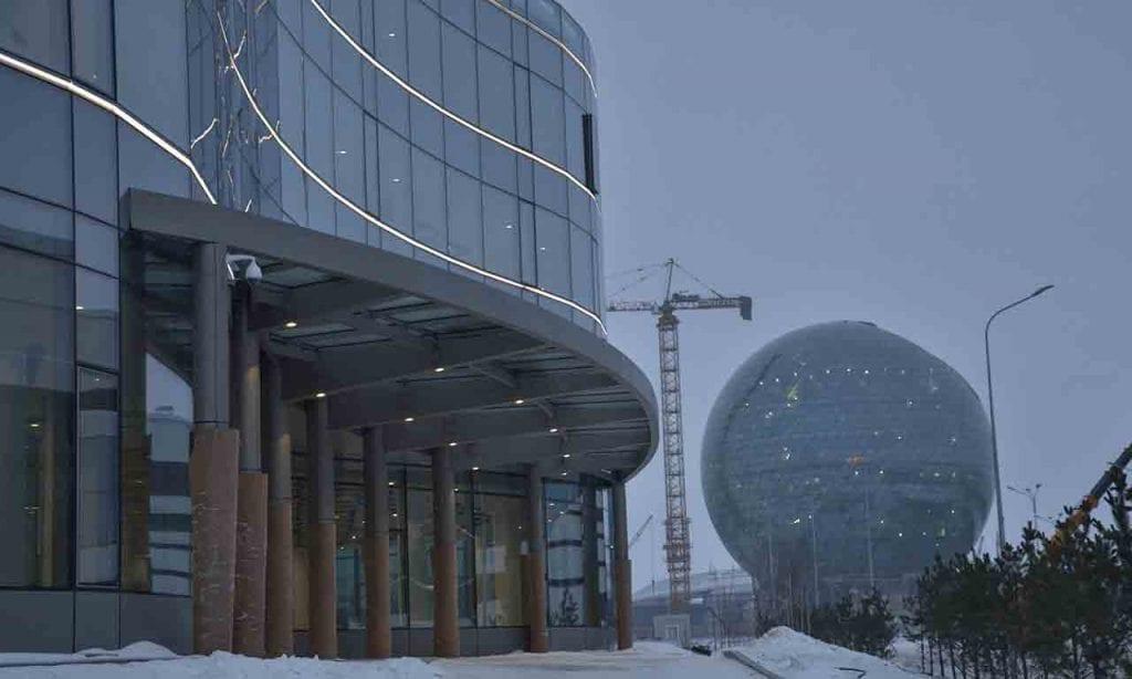 hill international kazakhstan expo 2017
