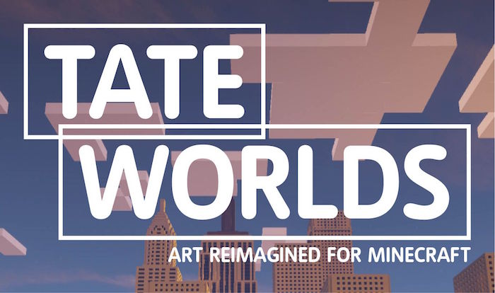 tate worlds minecraft logo