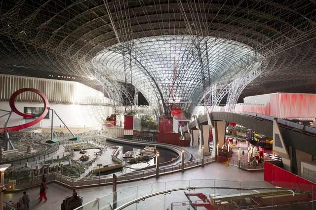 Turbo Track Coaster Ferrari World Abu Dhabi deal live by blooloop