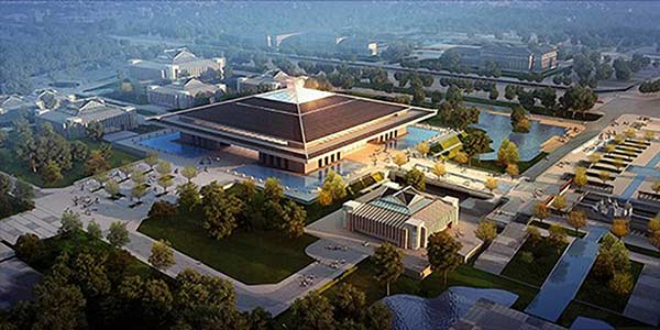 confucius museum to open in qufu shandong province