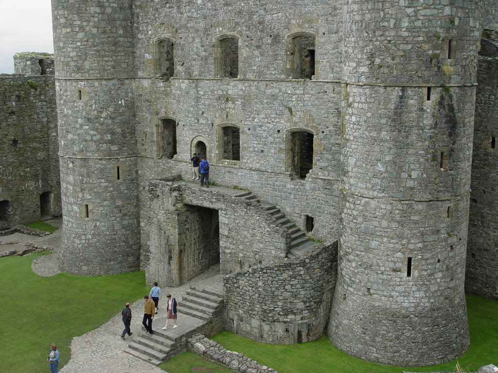 Visitors Flock to Harlech Castle Following £6m Refurbishment