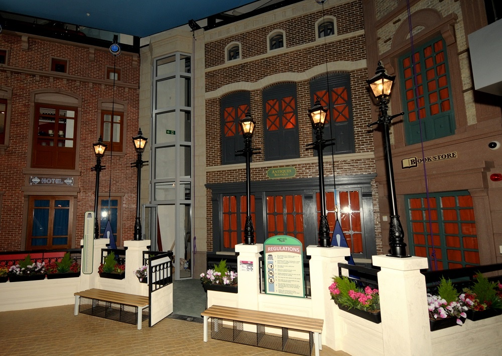 Kidzania Theming by Paragon