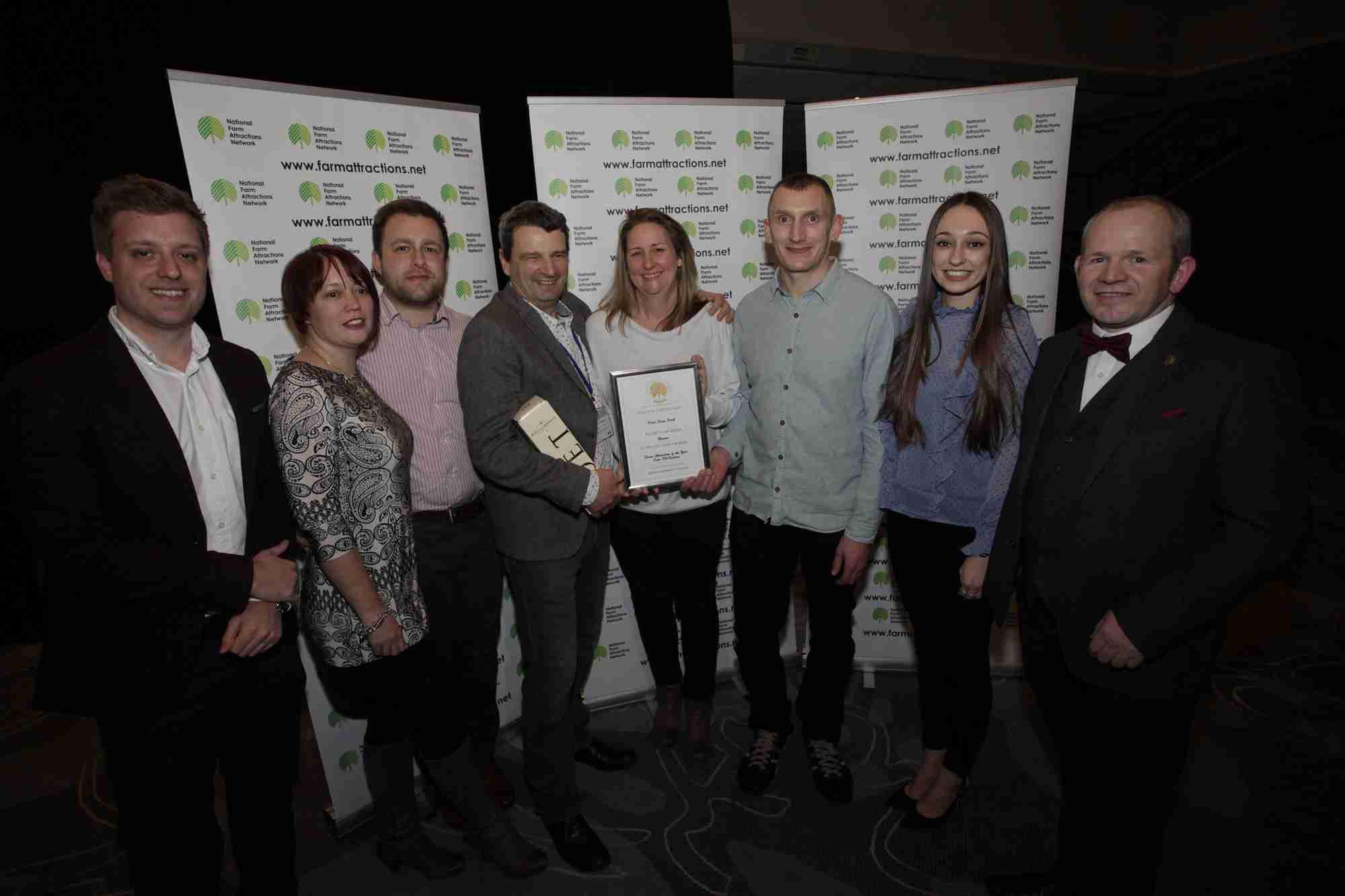 NFAN Awards: Farm Attraction Winners Announced