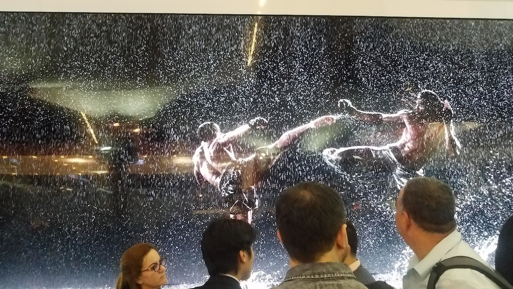 CLEDIS from Sony at ise 2017