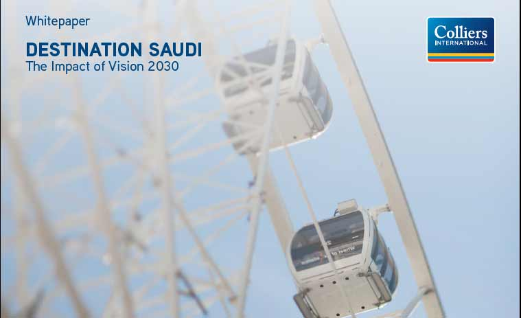Destination Saudi vision 2030 colliers