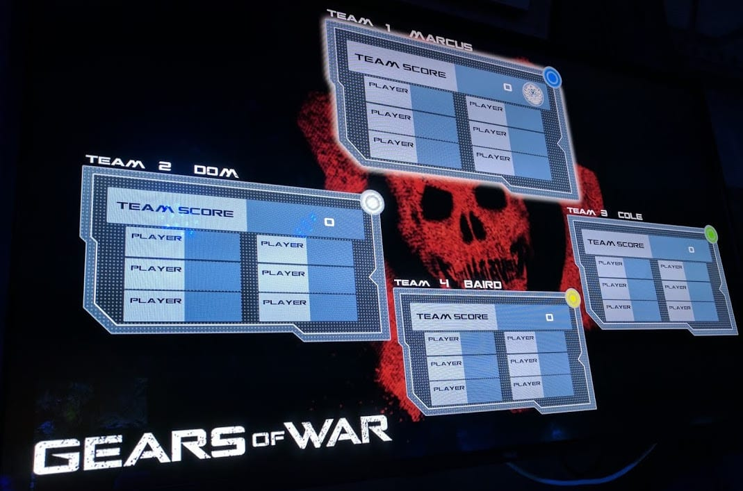 gears of war 2 dubai hub zero Blooloop