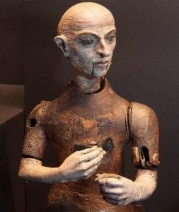 robots science museum automoton monk