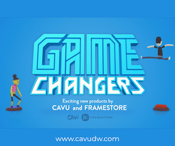 CAVU Gamechangers 1