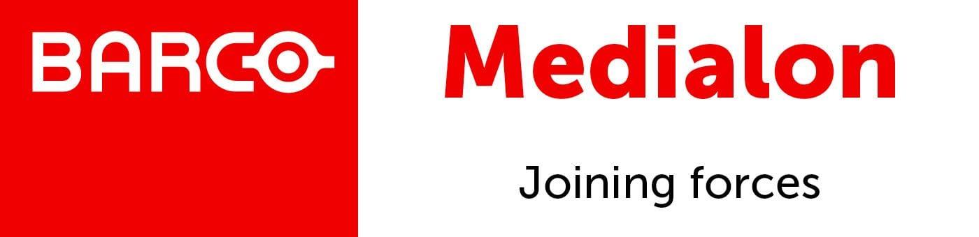 Barco Medialon Logo