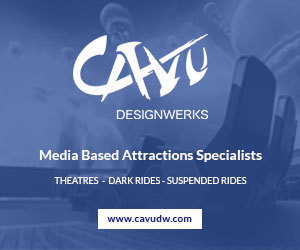 cavu spot banner rides and attractions